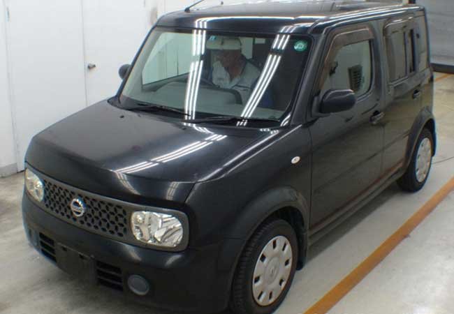 Nissan cube 2007 image4