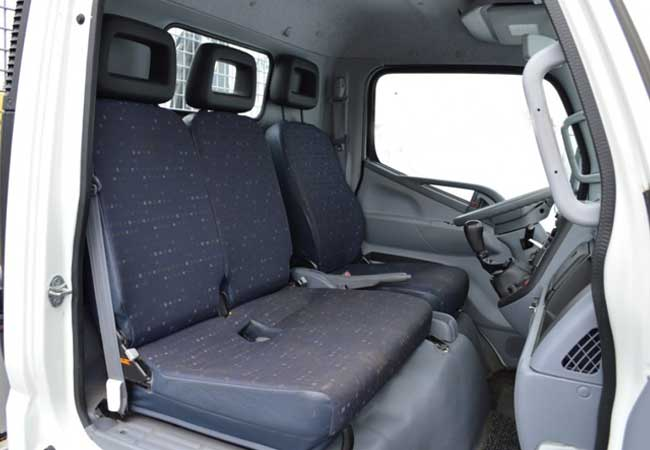 Mitsubishi canter 2011 image10