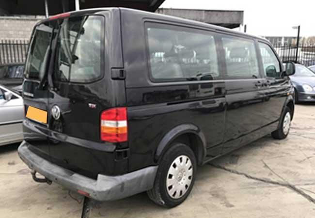 Volkswagen transporter 2007 image3