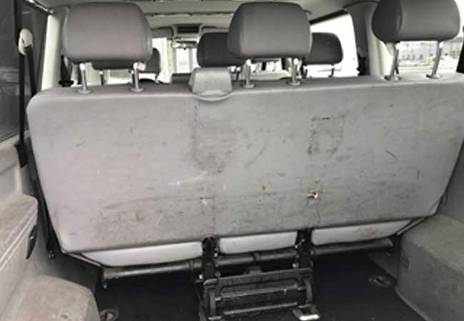 Volkswagen transporter 2007 image6
