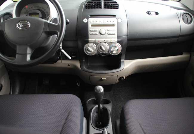 Daihatsu sirion 2005 image8