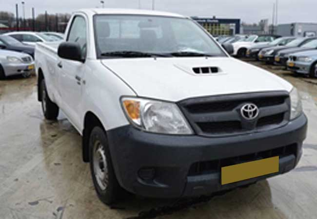 Toyota hilux 2008 image1