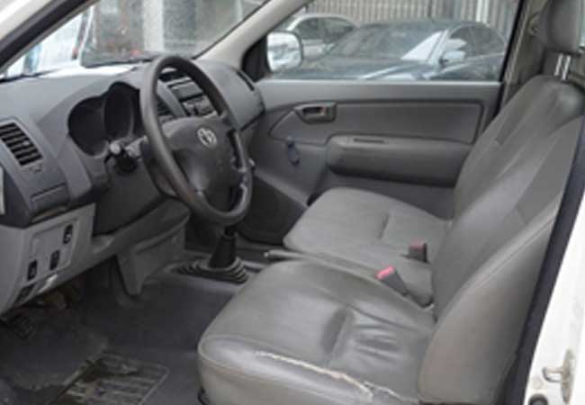 Toyota hilux 2008 image7