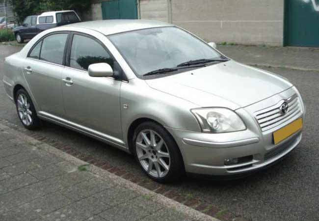 Toyota avensis 2005 image1