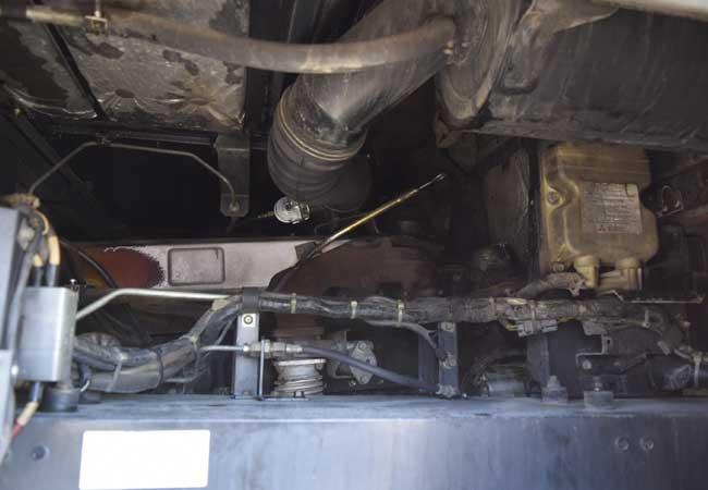 Mitsubishi aero midi 1994 image16