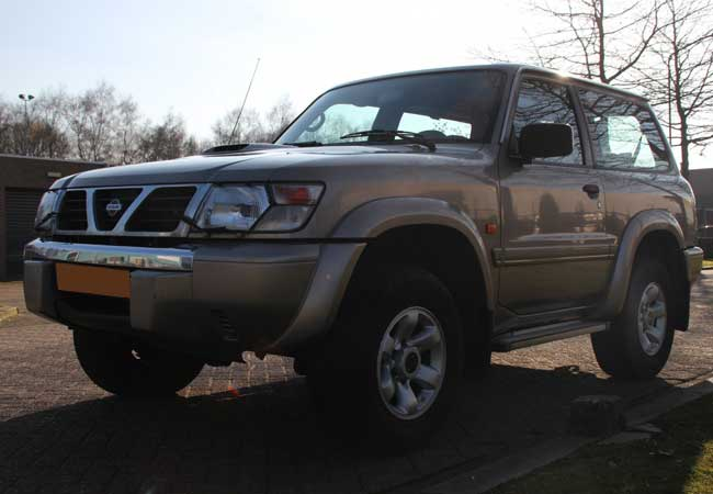 Nissan patrol 2002 image4