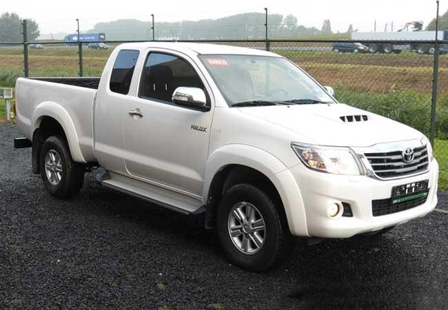 Toyota hilux 2014 image1