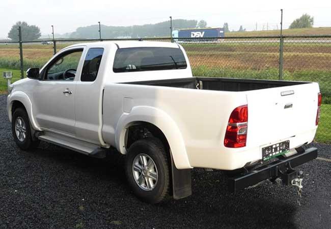 Toyota hilux 2014 image2