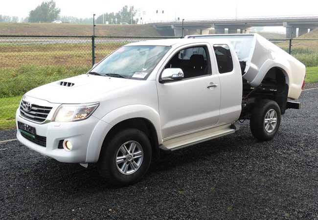 Toyota hilux 2014 image4
