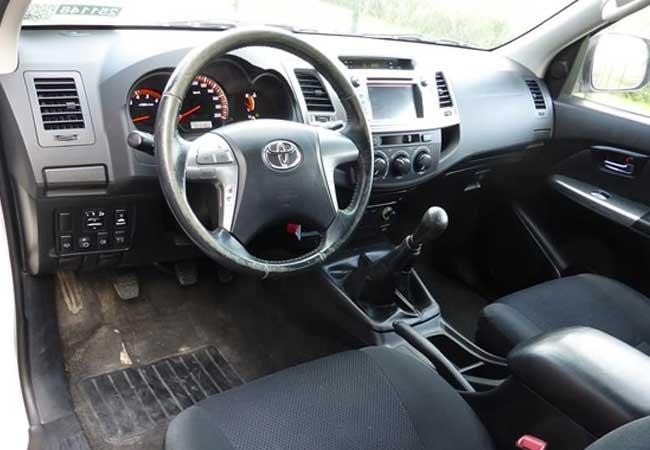 Toyota hilux 2014 image7