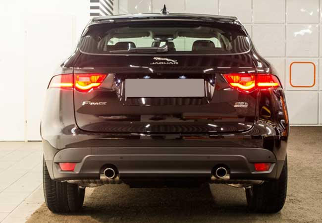 Jaguar f-pace pure 2017 image6