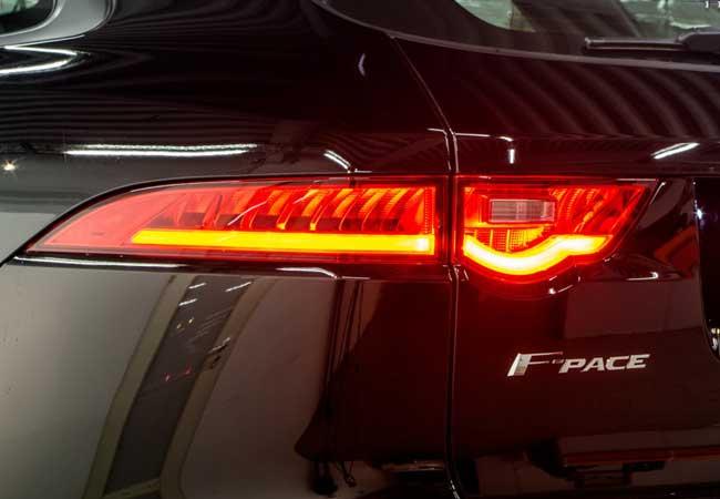 Jaguar f-pace pure 2017 image9