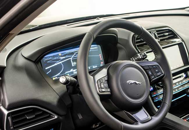 Jaguar f-pace pure 2017 image15