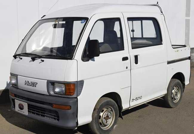 Daihatsu hijet truck 1994 image4