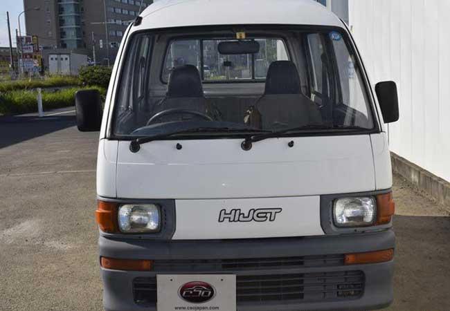 Daihatsu hijet truck 1994 image5