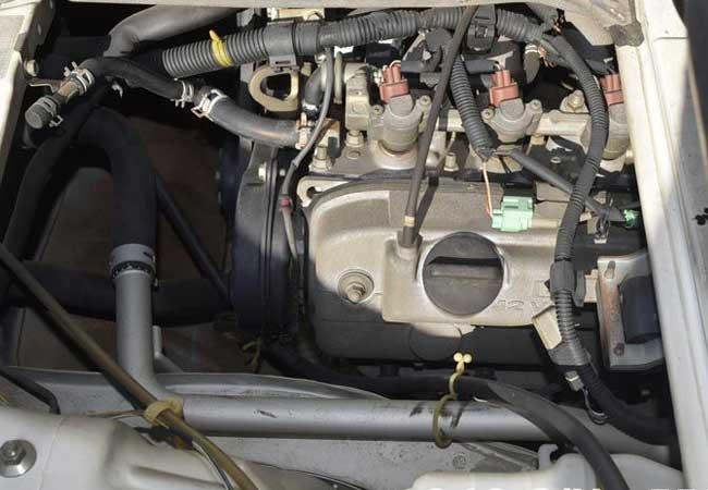 Daihatsu hijet truck 1994 image11