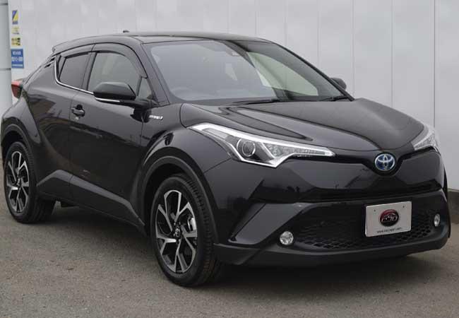 Toyota c-hr 2018 image1