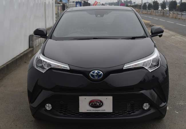 Toyota c-hr 2018 image5