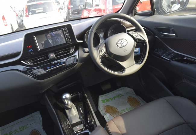 Toyota c-hr 2018 image19