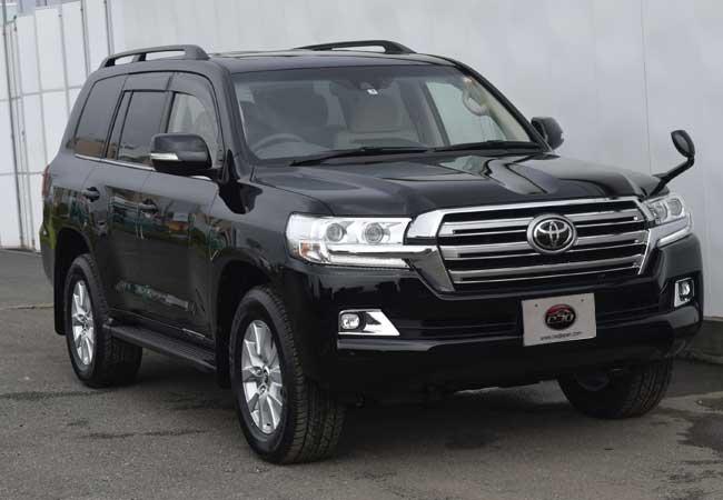 Toyota land cruiser 2018 image1