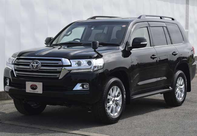 Toyota land cruiser 2018 image4