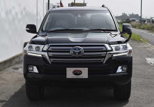 Toyota land cruiser 2018 image5