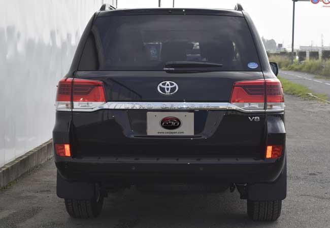 Toyota land cruiser 2018 image6