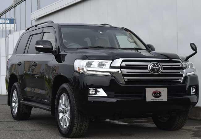 Toyota land cruiser 2018 image8