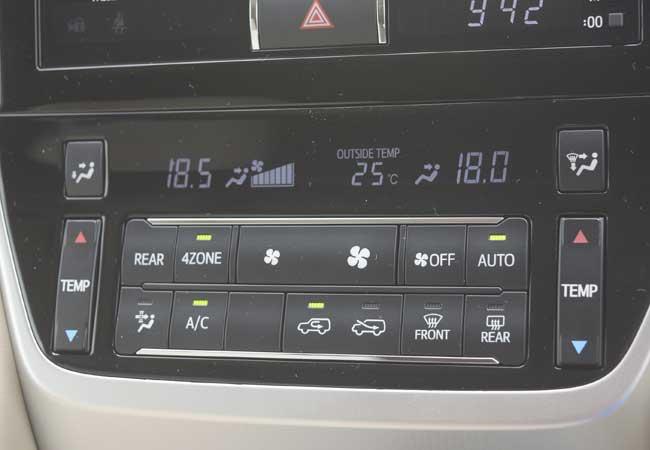 Toyota land cruiser 2018 image16