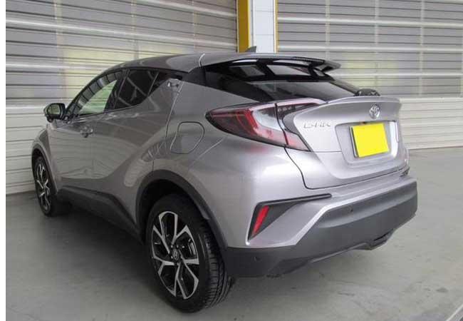 Toyota c-hr 2017 image2