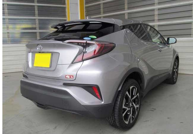 Toyota c-hr 2017 image3