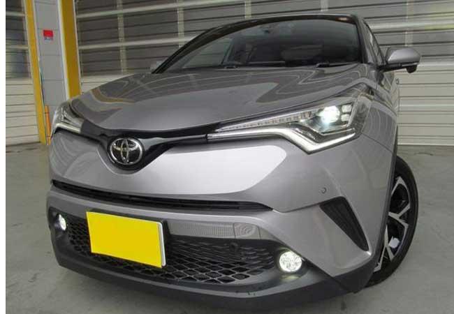 Toyota c-hr 2017 image4
