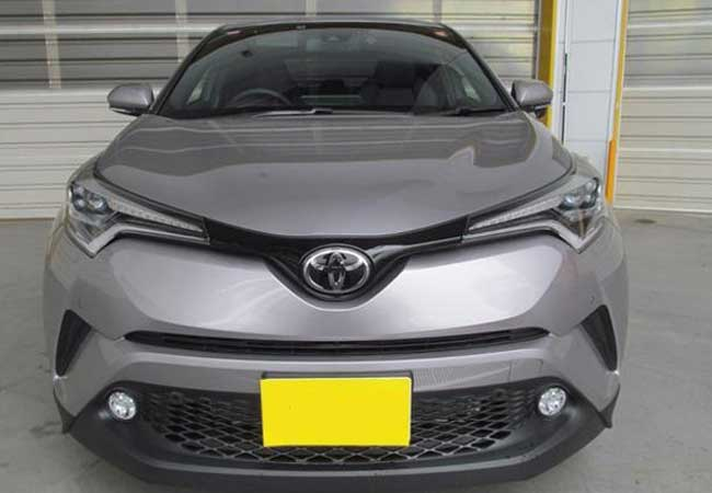 Toyota c-hr 2017 image5
