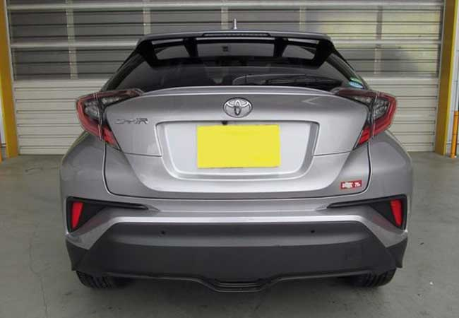 Toyota c-hr 2017 image6