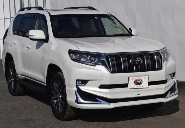 Toyota land cruiser prado 2018 image1