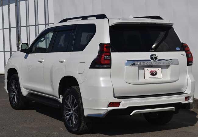 Toyota land cruiser prado 2018 image2