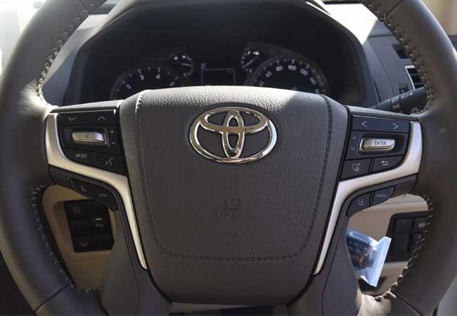 Toyota land cruiser prado 2018 image15