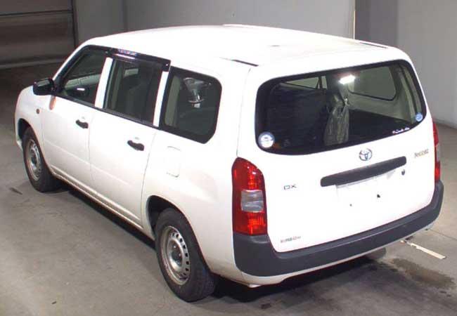 Toyota probox 2012 image2