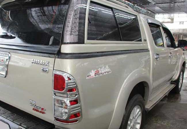 Toyota hilux vigo 2012 image2