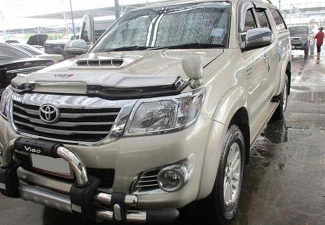 Toyota hilux vigo 2012 image3