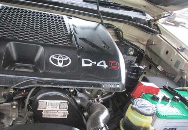 Toyota hilux vigo 2012 image4