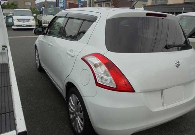 Suzuki swift 2013 image2