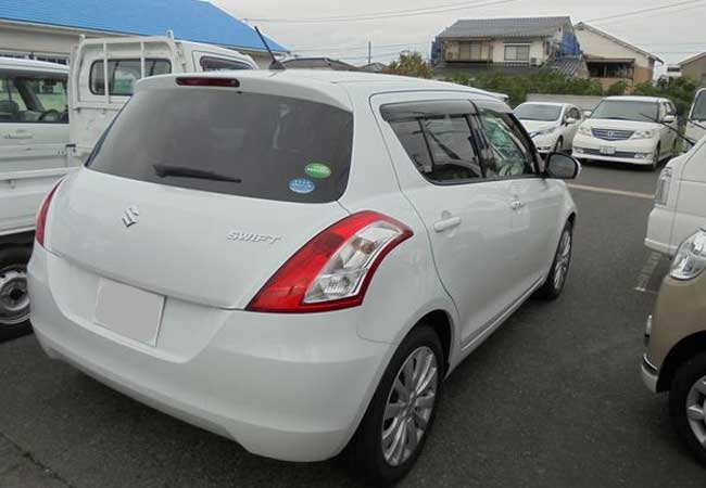 Suzuki swift 2013 image3