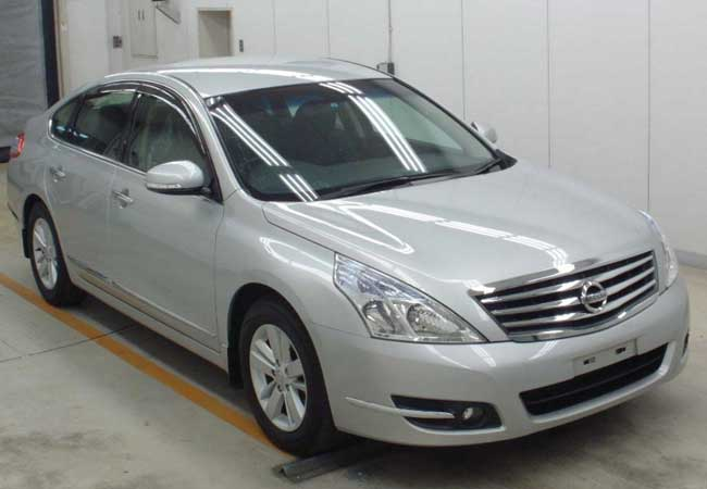 Nissan teana 2013 image1