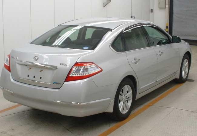 Nissan teana 2013 image3