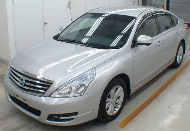 Nissan teana 2013 image4