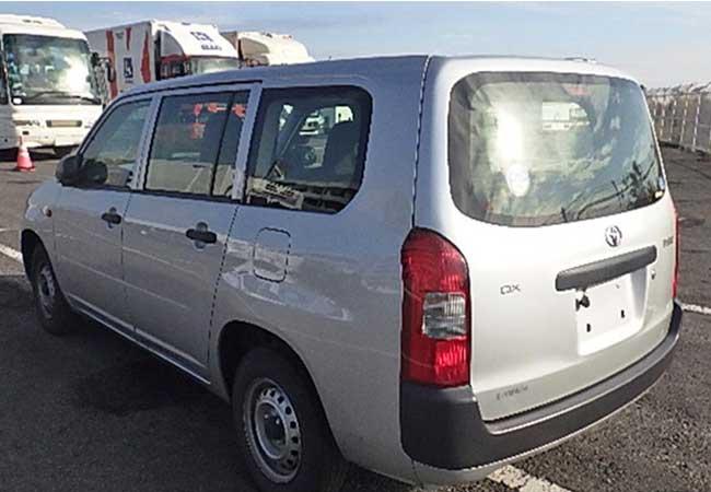 Toyota probox 2013 image2