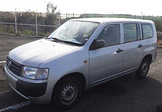 Toyota probox 2013 image4