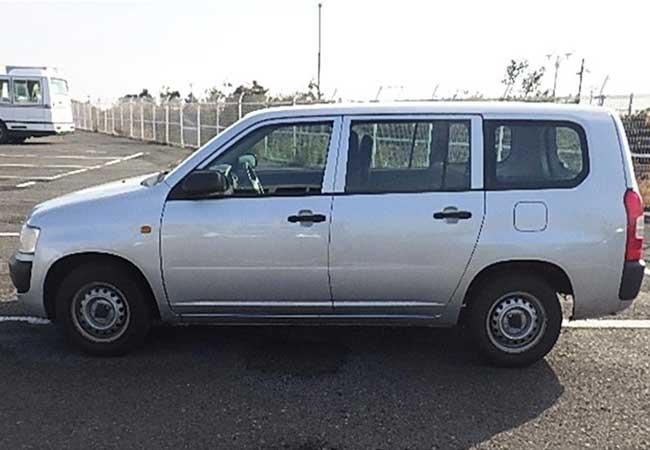 Toyota probox 2013 image5
