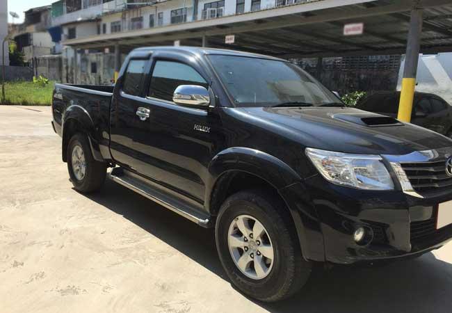 Toyota hilux vigo 2013 image1
